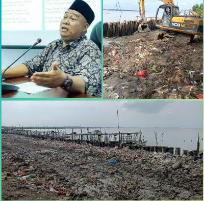 Elviriadi Pakar Lingkungan: Penimbunan Abrasi Menggunakan Sampah Adalah Kerja Menyanyah